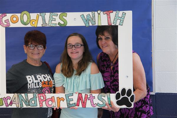 VMS Grandparents Day
