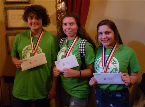 Northwest High School Students to Represent Missouri at National History Day Competition
