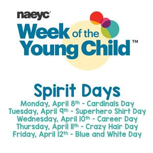 Week of the Young Child 2019